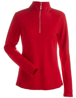 NILS Robin top in Red
